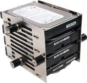 Scythe Hard Disk stabilizer x4 (SCY-HDSX4) -- ohne Festplatten