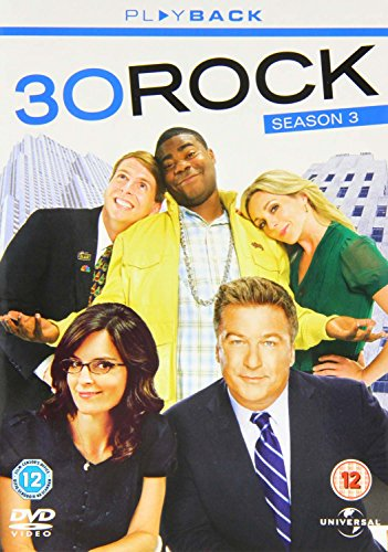 30 Rock Season  3 (UK) -- via Amazon Partnerprogramm