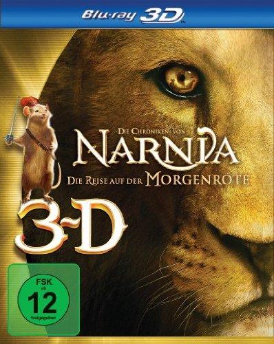 Die Chroniken von Narnia - Die Reise auf der Morgenröte (3D) (Blu-ray) -- via Amazon Partnerprogramm