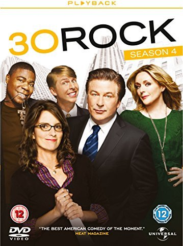 30 Rock Season  4 (UK) -- via Amazon Partnerprogramm