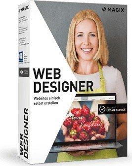 Magix Web Designer 16, ESD (deutsch) (PC)
