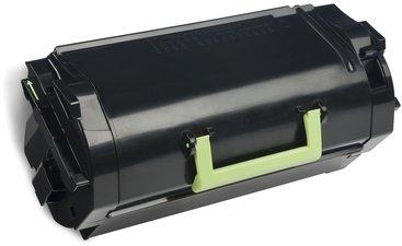 Lexmark toner 520HA czarny wysoka pojemność (52D0HA0)
