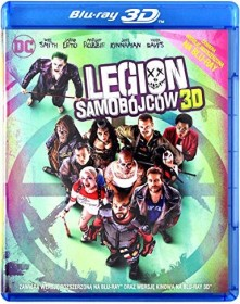 Suicide Squad (3D) (Blu-ray) (UK)