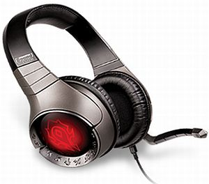 Creative Labs Sound Blaster World of Warcraft USB headset (70GH011000001)