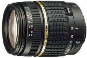 Tamron AF 18-200mm 3.5-6.3 XR Di II LD Asp IF Makro mit AF-Motor für Nikon F schwarz (A14NII)