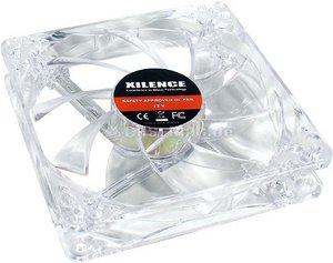 Xilence Pro Fan XPF blau, 120mm (XPF120.TBL) -- ©caseking.de