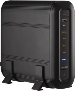 Qnap Turbo station TS-119 500GB, Gb LAN