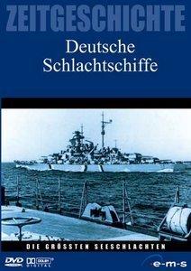 Deutsche Schlachtschiffe des 2. Weltkriegs