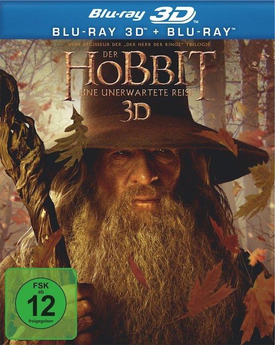 Der Hobbit - Eine unerwartete Reise (3D) (Blu-ray)