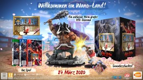 One Piece: Pirate Warriors 4 - Kaido Edition (PS4)