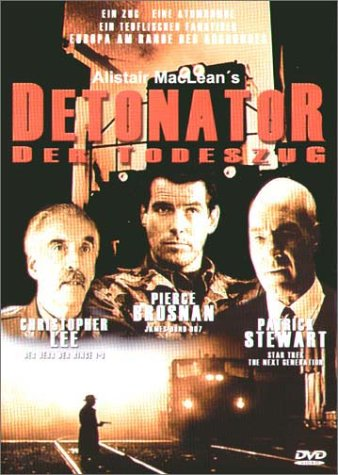 Detonator - Der Todeszug -- via Amazon Partnerprogramm