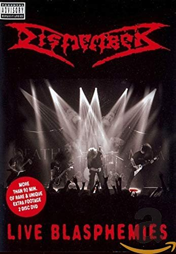 Dismember - Live -- via Amazon Partnerprogramm