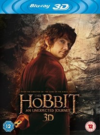The Hobbit - An Unexpected Journey (3D) (Blu-ray) (UK)