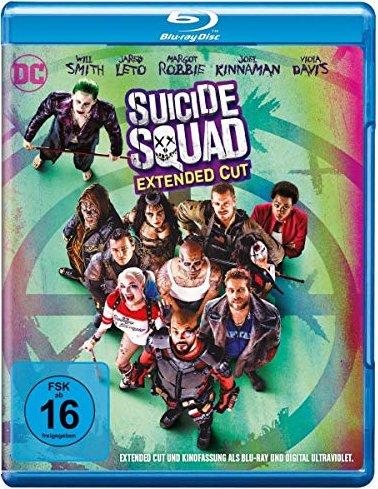 Suicide Squad (Blu-ray) -- via Amazon Partnerprogramm