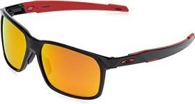 Oakley Portal X polished black/prizm ruby polarized (OO9460-0559)