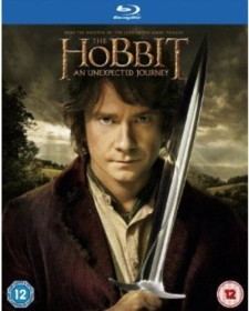 The Hobbit - An Unexpected Journey (Blu-ray) (UK)