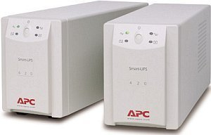 APC Smart-UPS 620VA, Seriell (SU620INET)