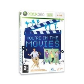 You're in the Movies - nur Software (Xbox 360)