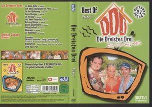 Die Dreisten Drei - Best Of Vol. 2 -- © bepixelung.org