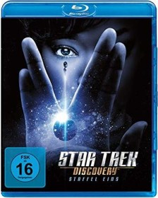 Star Trek: Discovery Season 1 (Blu-ray)