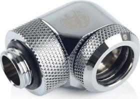 Bitspower Multi-Link Adapter 90° G1/4 auf 14mm, Silver Shining (BP-E90RML14)