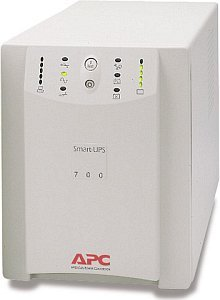 APC Smart-UPS 700VA, serial port (SU700INET)