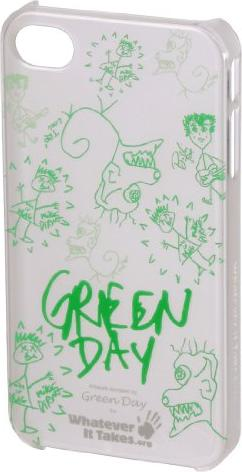 whatever it takes green day f r apple iphone 4 4s. Black Bedroom Furniture Sets. Home Design Ideas