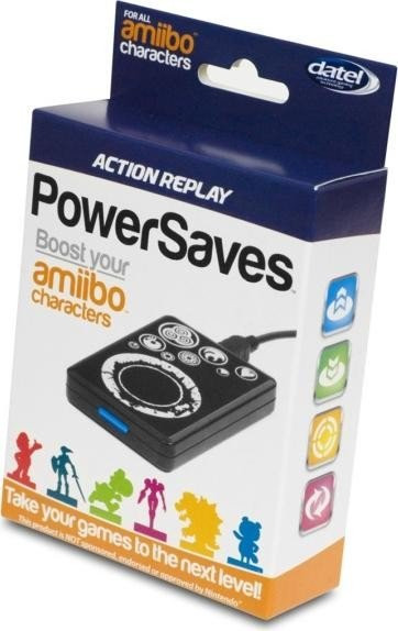 Datel amiibo Action Replay Powersaves (WiiU/3DS) from £ 18 95