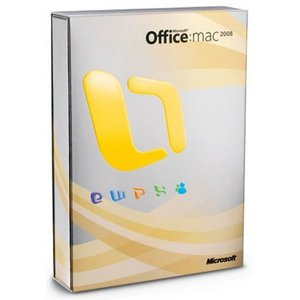 Microsoft: Office 2008 Home and Student (German) (MAC) (GZA-00011)