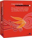 Adobe Fireworks 4.0 (francuski) (MAC) (fwm40f01)