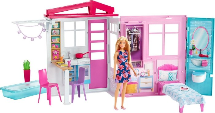 Mattel Barbie House And Doll Fxg55 Starting From 46 49 2019