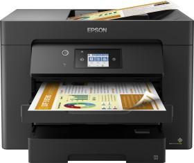 Epson WorkForce WF-7830DTWF, Tinte, mehrfarbig (C11CH68403)