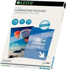 Leitz laminating film A4, 2x 100µm, shiny, 100-pack (33826)