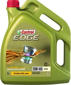 Castrol Edge 0W-40 A3/B4 5l