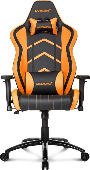 AKRacing Player Gamingstuhl, schwarz/orange (AK-K6014-BO)