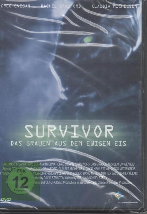 Survivor - Das Grauen aus dem ewigen Eis -- via Amazon Partnerprogramm