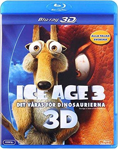 Ice Age 3 - Dawn Of The Dinosaurs (3D) (Blu-ray) (UK) -- via Amazon Partnerprogramm