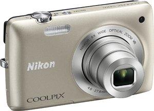 Nikon Coolpix S4300 silver (VMA940E1)