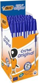 BIC Cristal Original, 0.4mm blau, 50er-Pack (8373609)