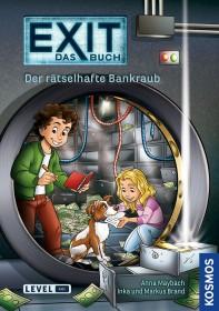 EXIT - Das Buch - Der rätselhafte Bankraub (17131)