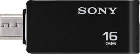 Sony Micro Vault OTG SA2 16GB, USB-A 2.0/USB 2.0 Micro-B (USM16SA2B)