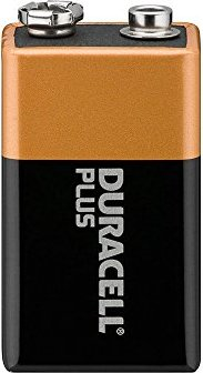 Duracell Plus 9V-Block (MN1604B1) -- via Amazon Partnerprogramm