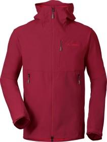 VauDe Roccia Softshell Hoody Jacke dark indian red (Herren) (40079-652)