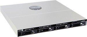 Linksys NSS6100 1TB, 2x Gb LAN, 1HE