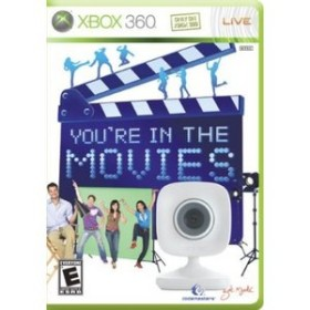 You're in the Movies - mit Kamera (Xbox 360)