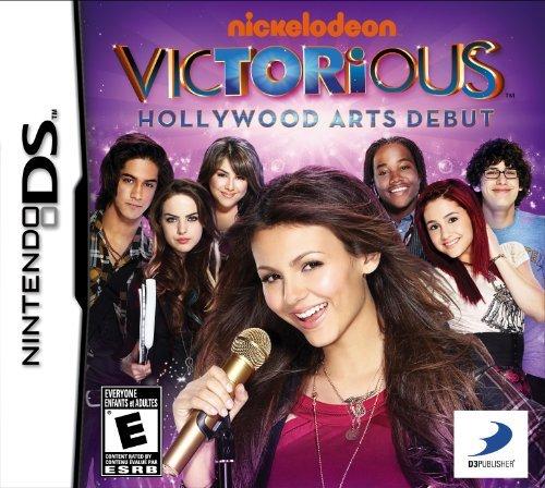 Victorious: Hollywood Arts Debut (deutsch) (DS) -- via Amazon Partnerprogramm