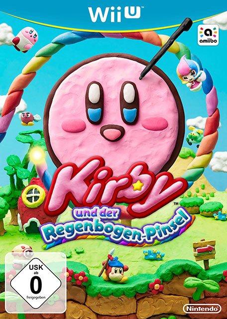 Kirby und der Regenbogen-Pinsel (deutsch) (WiiU)