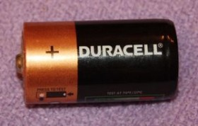 Duracell Plus Baby C, 2-pack (MN1400B2)