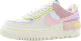 Nike Air Force 1 Shadow cashmere/pure violet/pink oxford/pale coral (Damen) (CI0919-700)
