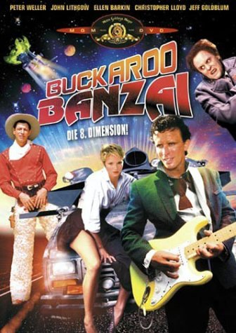 Buckaroo Banzai - Die 8. Dimension -- via Amazon Partnerprogramm